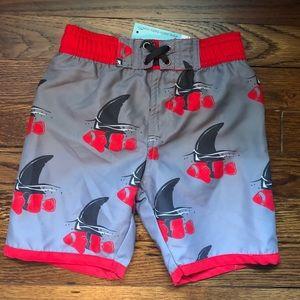 Boys Swim Trunks- 3T ***NWT***